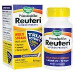 Nature's Way Primadophilus Reuteri 5 Billion CFU 90 Vcaps Probiotics