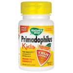 Nature's Way Primadophilus for Kids Orange 3 Billion CFU 30 Tabs Probiotics