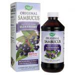 Nature's Way Sambucus Original Syrup 8 fl oz Liquid Immune Support
