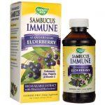 Nature's Way Sambucus Immune Syrup 4 fl oz Liquid Immune Support