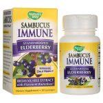 Nature's Way Sambucus Immune Lozenges 30 Lozenges Immune Support