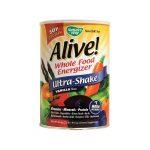 Nature's Way Alive! Ultra-Shake – Vanilla 34 oz Powder Energy