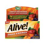 Nature's Way Alive! Daily Energy Multivitamin 60 Tabs