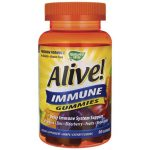 Nature's Way Alive! Immune Gummies 90 Gummies Immune Support