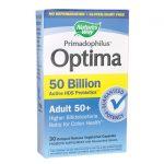 Nature's Way Primadophilus Optima Adult 50+ 50 Billion CFU 30 Veg Caps Probiotics