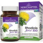 New Chapter Rhodiolaforce 300 30 Vcaps Stress and Mood
