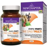 New Chapter Every Man's One Daily Multi 72 Tabs Multivitamins