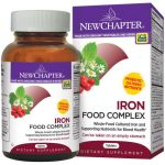 New Chapter Iron Food Complex 60 Tabs Multivitamins