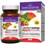 New Chapter perfect Energy 72 Tabs Vitamin C Multivitamins