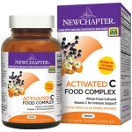 New Chapter Activated C Food Complex 60 Tabs Vitamin C Immune Support