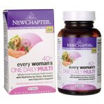New Chapter Every Woman's One Daily 40+ Multi 24 Tabs Multivitamins