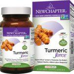 New Chapter Turmeric Force 30 Veg Caps Liver Health