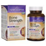 New Chapter Bone Strength Take Care 90 Tabs Bone Health