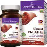 New Chapter Lifeshield Breathe 60 Veg Caps