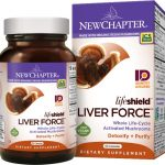 New Chapter Lifeshield Liver Force 60 Veg Caps Liver Health Liver Health