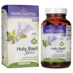 New Chapter Holy Basil Force 120 Veg Caps Herbs and Supplements