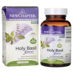 New Chapter Holy Basil Force 60 Veg Caps Herbs and Supplements