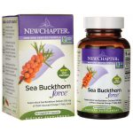New Chapter Sea Buckthorn Force 60 Veg Caps Essential Fatty Acids