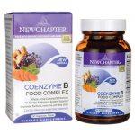 New Chapter Coenzyme B Food Complex 90 Veg Tabs B Vitamins