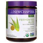 New Chapter Fermented Aloe 1.9 oz Powder Digestive Health and Fiber