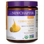 New Chapter Fermented Maca 2.2 oz Powder Energy