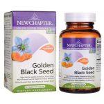 New Chapter Golden Black Seed 60 Veg Caps Blood Sugar Support