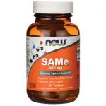 NOW Foods Same 400 mg 30 Tabs Stress and Mood