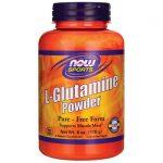 NOW Foods L-Glutamine Powder 6 oz Powder Amino Acids