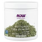 NOW Foods European Clay Powder 6 oz Powder Skin Care