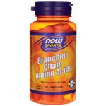 NOW Foods Branched Chain Amino Acids 60 Caps Amino Acids