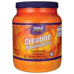 NOW Foods Creatine Monohydrate 2.2 lbs Powder