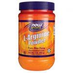 NOW Foods L-Arginine Powder 1 lb Powder Amino Acids