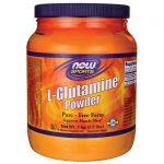 NOW Foods L-Glutamine Powder 2.2 lbs Powder Amino Acids