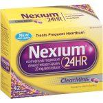 Nexium Clear Minis 20 mg 42 Caps