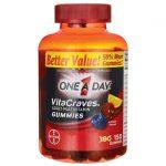 One A Day Vitacraves Adult Multivitamin Gummies 150 Gummies Vitamin C