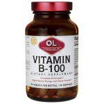 Olympian Labs Vitamin B-100 90 Tabs B Vitamins