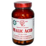 Olympian Labs Malic Acid with Magnesium 90 Caps Health Minerals