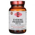 Olympian Labs Evening Primrose 500 mg 90 Soft Gels Essential Fatty Acids