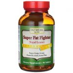 Only Natural Super Fat Fighter Nopal Leaner 90 Tabs Digestive Health and Fiber