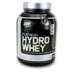 Optimum Nutrition Platinum Hydrowhey Turbo – Chocolate 3.5 lbs Powder Protein