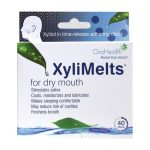 OraHealth Xylimelts For Dry Mouth 40 ct