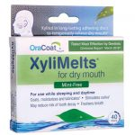 OraHealth Xylimelts for Dry Mouth – Mint-Free 40 ct