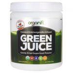 Organifi Coconut & Ashwagandha Infused Green Juice 9.5 oz Powder