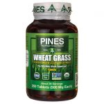 Pines International Wheat Grass 500 mg 250 Tabs