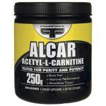 PrimaFORCE Alcar Acetyl L-Carnitine 250 Grams Powder Anti-Aging