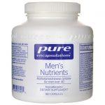Pure Encapsulations Men's Nutrients 180 Caps Multivitamins