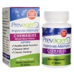 Prevagen Chewables – Mixed Berry 10 mg 30 Chewables Memory and Brain Health
