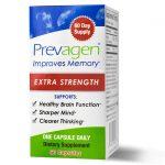 Prevagen Extra Strength 20 mg 60 Caps Memory and Brain Health