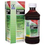 Quality Choice Tussin Dm 8 fl oz Liquid Respiratory Health