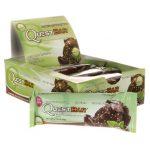 Quest Nutrition Questbar Protein Bar – Mint Chocolate Chunk 12/2.1 oz Bars